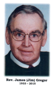 Jim Gregor, founder (memorial photo)
