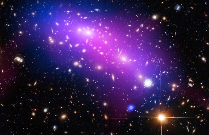 Cosmic Kaleidscope
